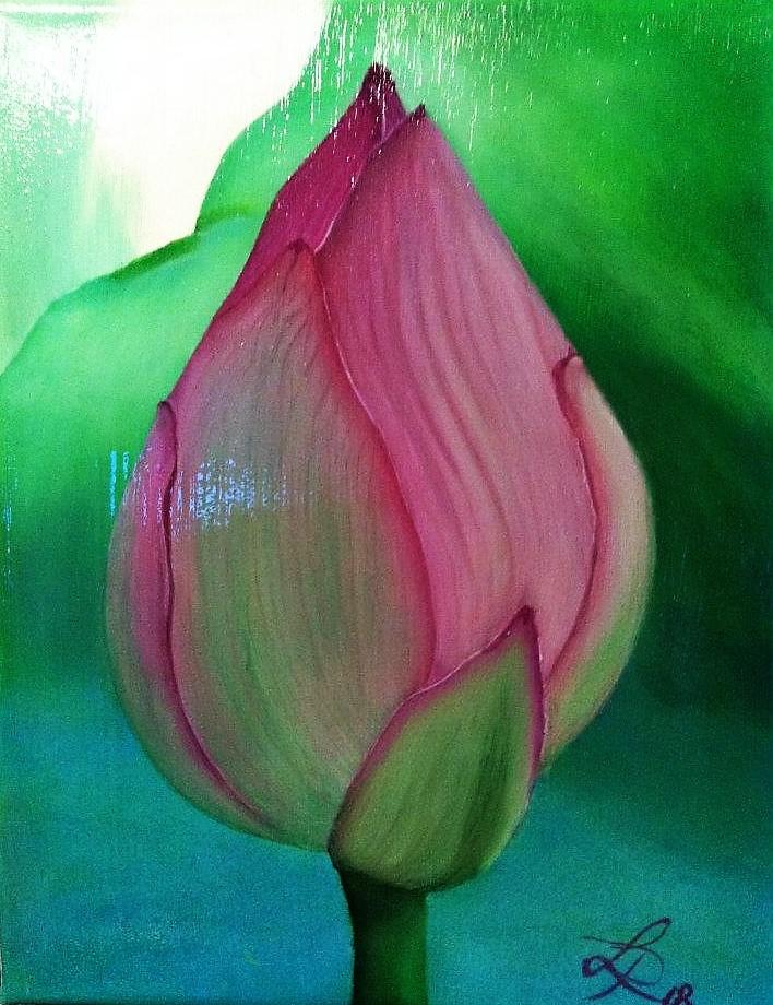 Bulbe de lotus