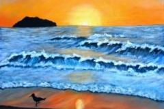 Au son des vagues