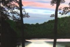 Arc-en-ciel de nuages