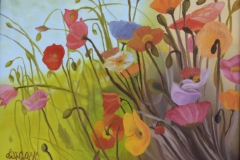 Folie de fleurs